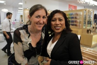 rachel meis in LAFW 2011: Jane Basch Trunk Show