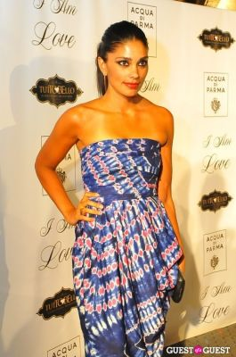 rachel roy in NY Premiere of I AM LOVE
