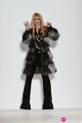 rachel zoe in Rachel Zoe FW 2013 Show