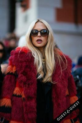 rachel zoe in NYFW Street Style Day 5