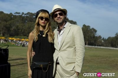 rodger berman in Third Annual Veuve Clicquot Polo Classic Los Angeles