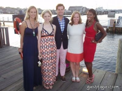 sarah kunst in Nantucket- Opera House Cup