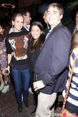rachelle hruska in 2012 NYC Innovators Guest List Party Sponsored by Heineken