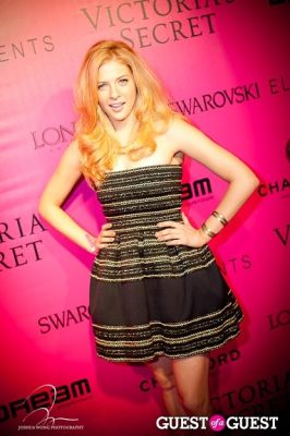 rachelle lefevre in Victoria's Secret 2011 Fashion Show After Party