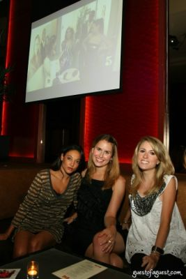 rachelle wintzen in Live In 5 Launch and Networking Party at Citrine Lounge