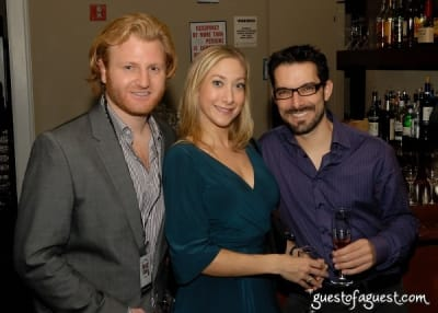 raena selip in WineDown event 10-12-09