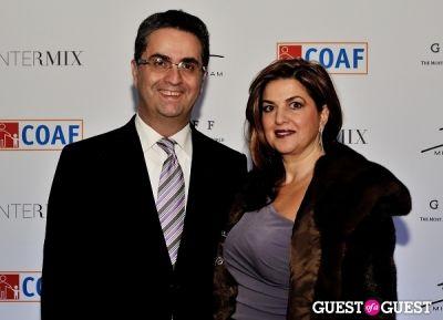 nina festekjian in Children of Armenia Fund 9th Annual Holiday Gala - gallery 1