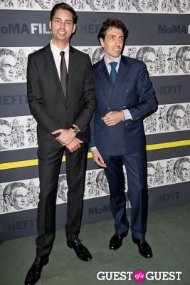 philippe bonay in Museum of Modern Art Film Benefit: A Tribute to Quentin Tarantino
