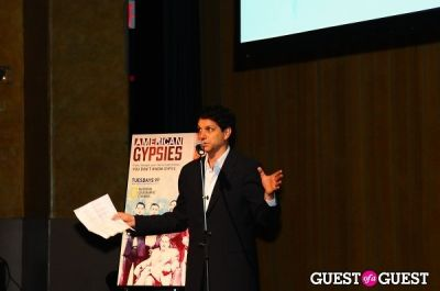 ralph macchio in National Geographic- American Gypsies World Premiere Screening