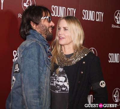daryl hannah in Sound City Los Angeles Premiere