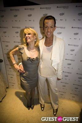 ramona singer in Housing Works Hell's Kitchen Opening