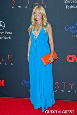 ramy sharp in The 10th Annual Style Awards
