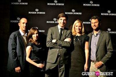 meredith levien in Roger Dubuis Launches La Monégasque Collection - Monaco Gambling Night