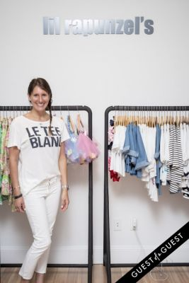 randi siegal in Hamptons Collective White Party
