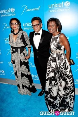 ranjana khan in The 8th Annual UNICEF Snowflake Ball