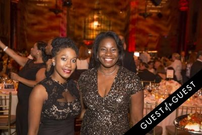 raven profitt in New Yorkers For Children 15th Annual Fall Gala