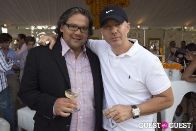 ray regan in Third Annual Veuve Clicquot Polo Classic Los Angeles