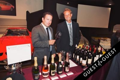 ray wilkins in Bottlenotes Presents Around The World in 80 Sips - Los Angeles