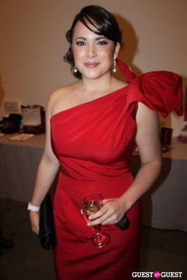 rebeca ortiz in MOMA October Ball