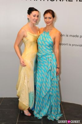rebecca azenberg in The MET's Young Members Party 2010
