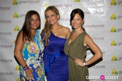 jeanine morgan in Greenhouse Fashion Show and Party