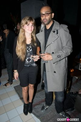joseph singh in Oliver Theyskens Theory After Party