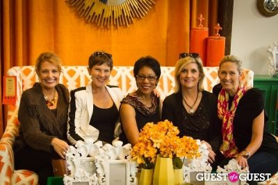 rebecca cooper in Glow On The Row with DC NewsBabes