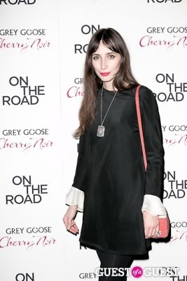 NY Premiere of ON THE ROAD