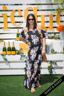 rebecca minkoff in Veuve Clicquot Polo Classic 2014