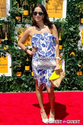rebecca minkoff in Veuve Clicquot Polo Classic 2013