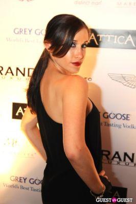 rebeka bernstein in Attica & Grey Goose 007 Black Tie Event
