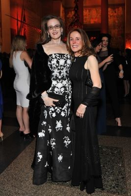 diana mercer in American Museum of Natural History Gala 2014