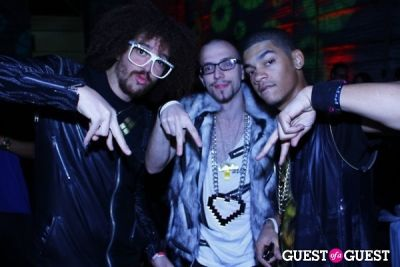 redfoo in Friends 'n' Family Grammy Event