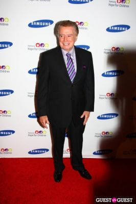 regis philbin in Samsung 11th Annual Hope for Children Gala