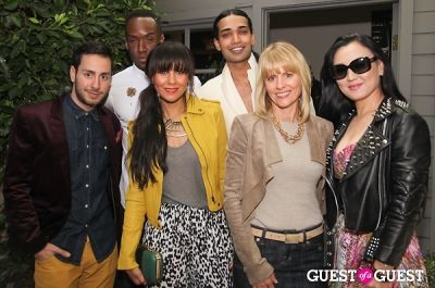 Tastemakers Urban Zen Garden Party