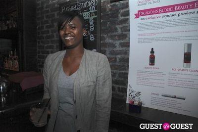 renee felton in City Cosmetics' Dragon's Blood Beauty Elixir Preview Party