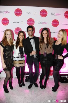 nabeel akhtar in Daily Glow presents Beauty Night Out: Celebrating the Beauty Innovators of 2012