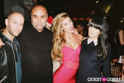riad azar in No Resolutions, No Regrets with bebe at Hooray Henry's