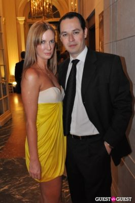 polina proshkina in Frick Collection Spring Party for Fellows