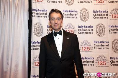 riccardo gentili in Italy America CC 125th Anniversary Gala