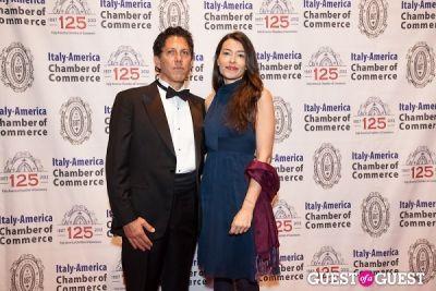 riccardo lo-faro in Italy America CC 125th Anniversary Gala
