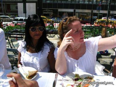richa chandra in Belgium Brunch in Bryant Park