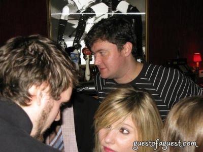 richard blakeley in Caroline McCarthy And Scott Kidder's Birthday Party