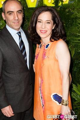 sharon coplan-hurowitz in MOMA Party In The Garden 2013