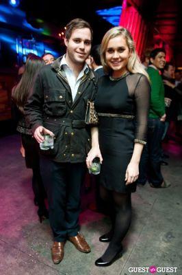 julia berg in Hot 100 Party @ Capitale