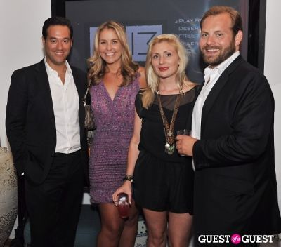 april grunow in MAY 13 Films movie launch party
