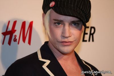 richie rich in PAPER Magazine's Beautiful People Party