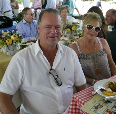 kathy hilton in 37th Annual Hampton Classic