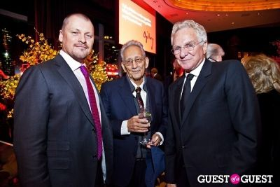 frank stella-and-david-yurman in Museum of Arts and Design's annual Visionaries Awards and Gala