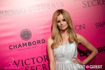 ricki lander in Victoria's Secret 2011 Fashion Show After Party